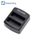 Últimas llegada usb charging dock cargador de batería para xiaomi yi versión internacional de la acción 2 1400 mah batería