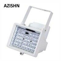 AZISHN CCTV 54 светодио дный 12 В в 8 Вт ночное видение ИК инфракрасный осветитель лампа вспомогательное освещение наружного видеонаблюдения запол...