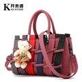 Woman Package 2016 New Pattern Bag Woman Korean Finalize Design Sweet Fashion Woman Package Messenger Single Shoulder Handbag