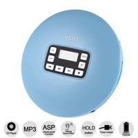 Taşınabilir CD Çalar  Kişisel CD Çalar ile Kulaklık  kompakt Müzik CD Walkman CD Çalar ile Çocuklar ve Yetişkinler için Atlama Fonksiyonu