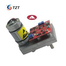 High Torque Servo/Motor DC12V 24V 180/220/260/300/380kg.cm Steel Gear for Mechanical Robot Arm