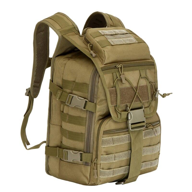 Bagaj ve Çantalar'ten Sırt Çantaları'de Yeni Erkek Dayanıklı Naylon seyahat sırt çantası Sırt Çantası Camputer Kitap Vintage Askeri Sürme Saldırı Öğrenci Çantası Sırt Çantası Sırt çantası'da  Grup 1