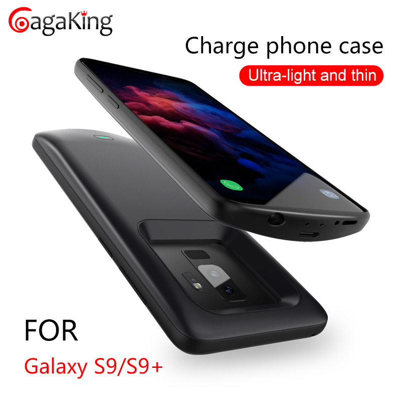 promo code 29de5 19860 US $21.88 49% OFF|Gagaking 4700/5200mAh External Battery Cases For Samsung  Galaxy S9 /S9 Plus S8/S8 Plus ltra Thin Backup Power Bank Charger Cover-in  ...