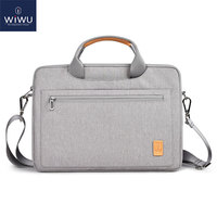 WiWU Laptop Bag for MacBook Pro Air 13 15 Waterproof Notebook Bag for Dell XPS 15 Multi pocket Laptop Bag Case for Xiaomi Pro 15