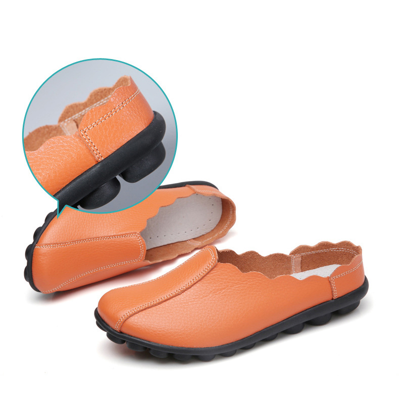 LL 982 Spring Autumn Women Loafers-5