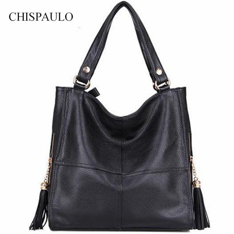 ФОТО New 2017 Tote Fashion Women Handbag Hot Sale Women Messenger Bags Vintage Shoulder Bags Crossbody Bags Cowhide Women Leather Bag