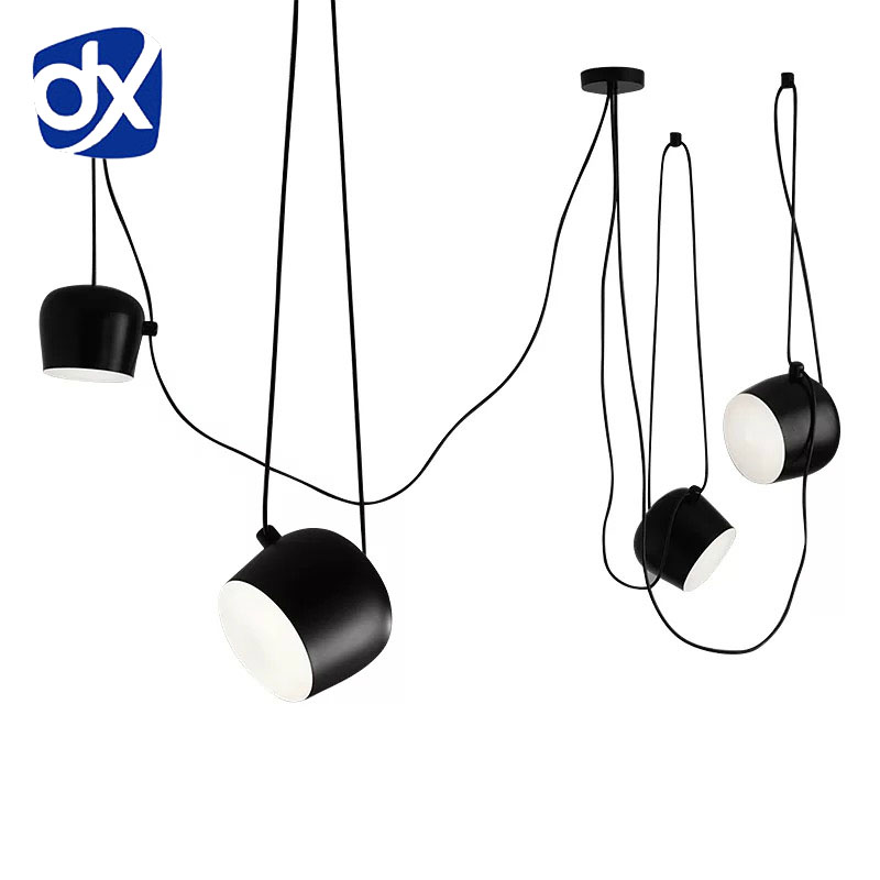Tabour Loft pendant lamp modern nordic dining room living room restaurant cafe club bedroom bar hall pendant light light the mediterranean restaurant in front of the hotel cafe bar small aisle entrance hall creative pendant light df57