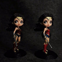 Movies DC Wonder Woman Action Figure Model In STOCK Christmas Gift