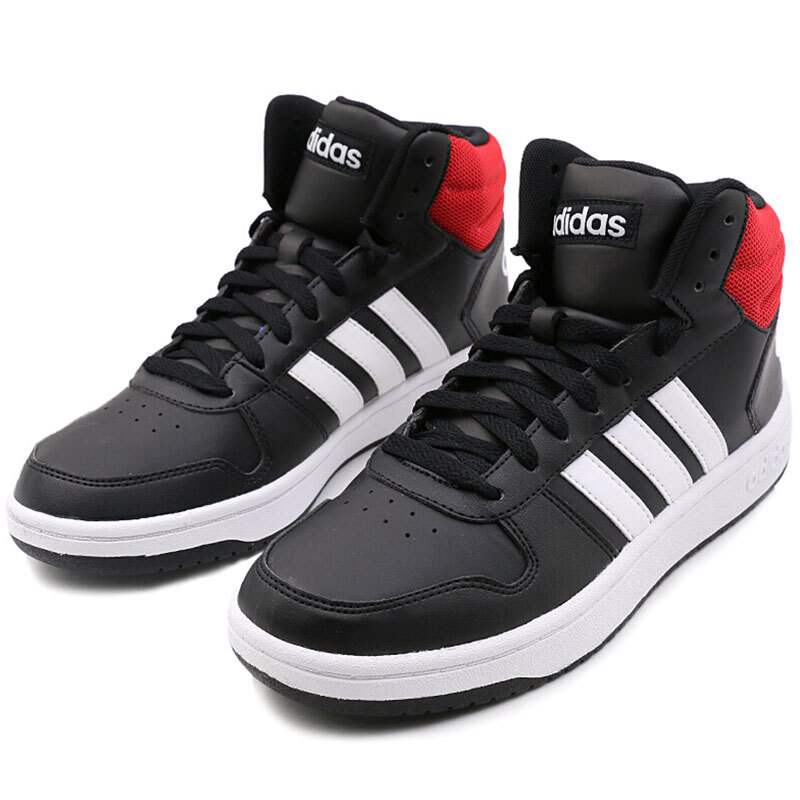 new product d7e56 a0c3b קנו נעלי ספורט   Original New Arrival 2018 Adidas HOOPS 2.0 MID Men s  Basketball Shoes Sneakers