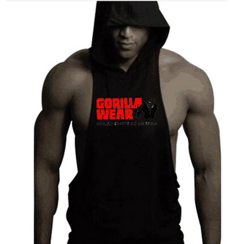 Online Get Cheap Sleeveless Fitness Hoodie -Aliexpress.com ...