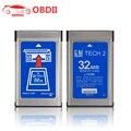 Для GM Tech2 32 МБ Карты Памяти OBD2 Диагностический инструмент Tech 2 Карты Для GM/Holden/Isuzu/Opel/Saab/Suzuki
