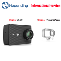 New Original YI 4K Action Sport Camera 4K Xiaoyi 2 19 Ambarella H2 For SONY IMX377