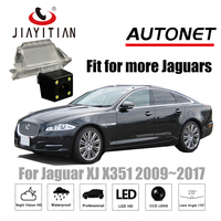 Câmera de Visão Traseira Para Jaguar XJ X351 JIAYITIAN 2009 ~ 2017 4 LEDS HD CCD/Night Vision/Reverso câmera/Câmara De Estacionamento de Backup|rear view camera|hd ccd|night vision backup camera -