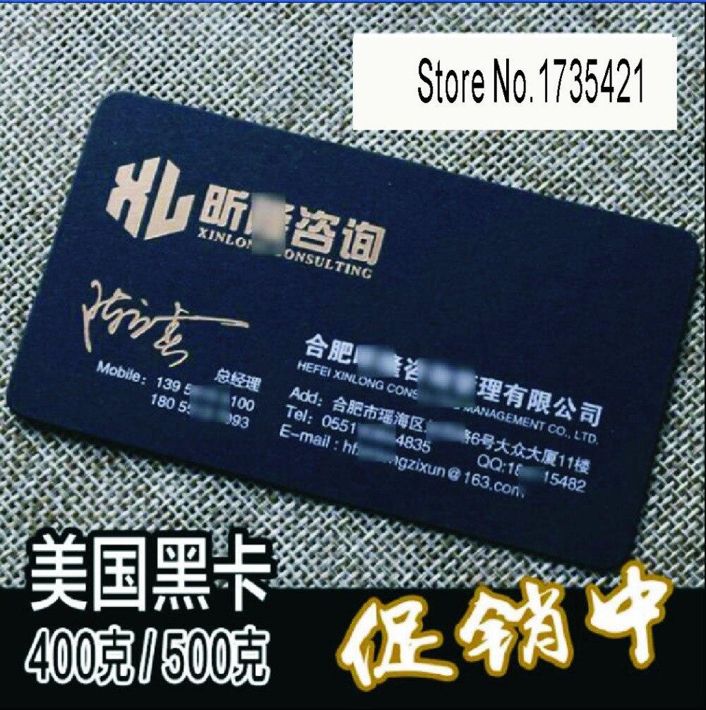 Kreditkarte Größe Benutzerdefinierte Billig Metall Visitenkarte Gebürstet Metall Karte Schwarz Neue Design