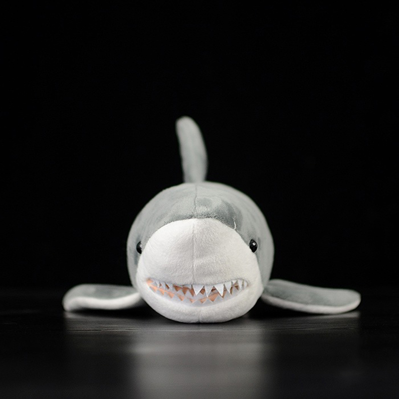 16 Lifelike Great White Shark Stuffed Toy Soft Shark Plush Toys