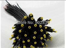 50pcs/lot 18AWG DC Power 5.5x2.1mm Male Adapter Jack Connector Cord Cable 30cm