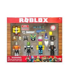6pcs/1lot Roblox Game Figma Oyuncak 7-7.5cm Action Figures Toys Without Original Box Brinquedo Toy Collectible Model Toys(China)