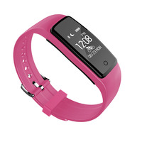 SUNKINFON SS1 Smart Band GPS Movement Distance Time Pace Calorie Fitness Tracker IP67 Waterproof Bracelet Bluetooth SmarBand