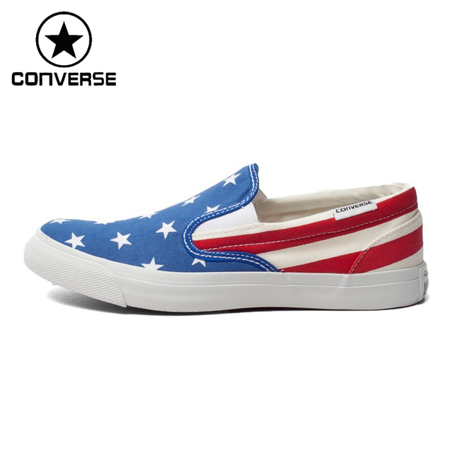 e08b3a246f US $43.66 41% OFF Aliexpress.com : Buy Original Converse All Star unisex  skateboard shoes sneakers from Reliable Skateboarding suppliers on best ...