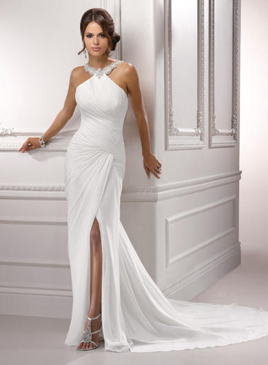 Nitree Wedding Dress Photography Clothes Off The Shipping Beach Formal Theme Lovers