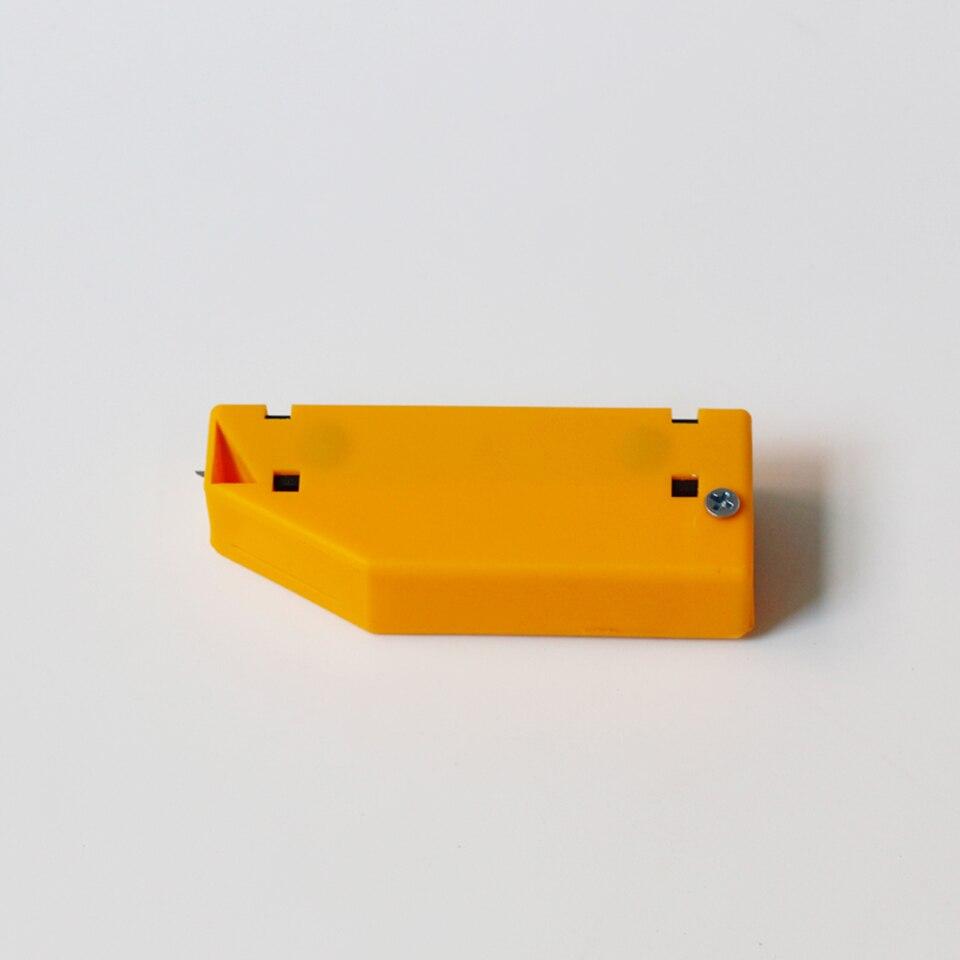 Image 4 - Желтое лезвие инструмент для удаления лезвия контейнеры безопасное лезвие для удаления случае MO 633-in Наклейки на автомобиль from Автомобили и мотоциклы