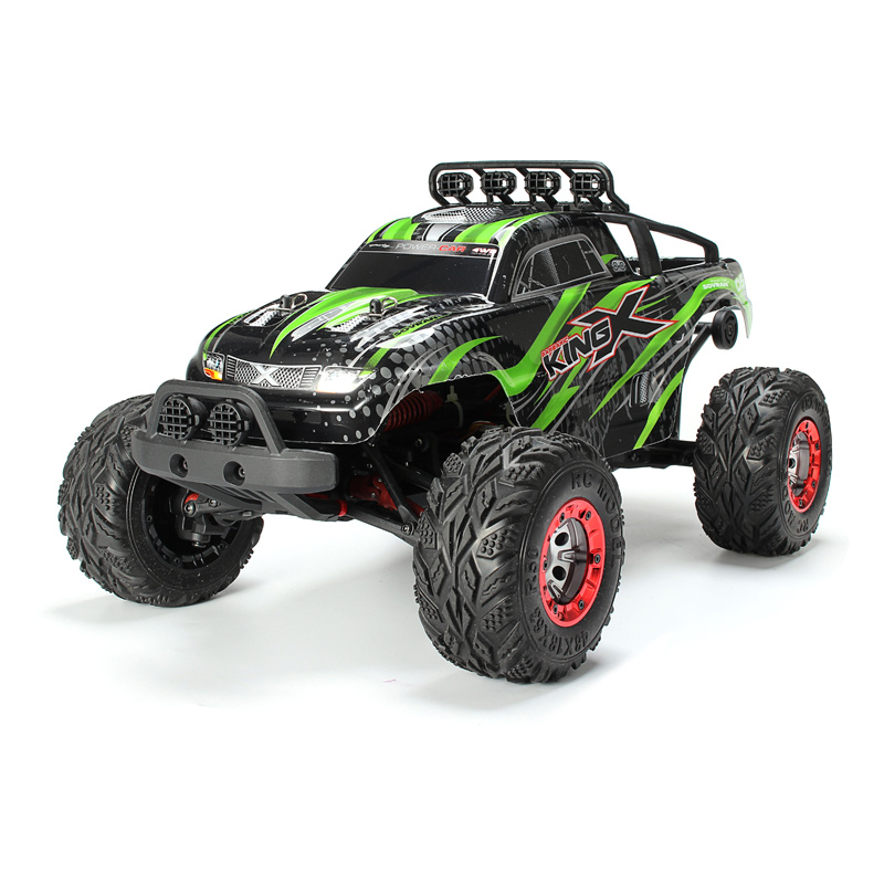 Feiyue FY05 XKing 1/12 2.4G 4WD High Speed Desert Truggy RC Car 1:12 Remote Control Cars RTR 1 12 feiyue 1 12 fy01 fy02 fy03 rear gear box assembly fyhbx01 rc car parts