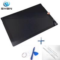 Touch Glass with LCD screen assembly for Microsoft Surface pro 3 12 inches Lcd Display Digitizer 1631