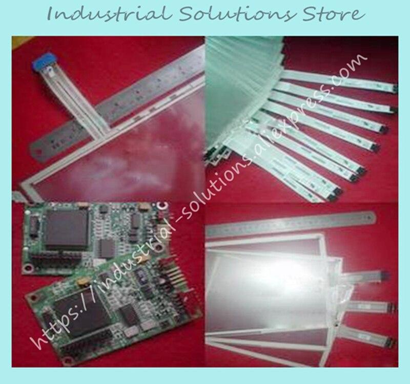 CSA7404 dello schermo di tocco di vetro di newCSA7404 dello schermo di tocco di vetro di new