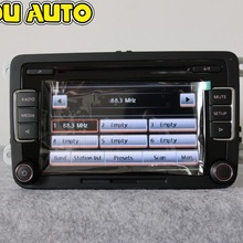 AIDUAUTO Car Radio Stereo RCD510 USB MP3 USB AUX Player FOR VW Golf 5 6 Jetta MK5 MK6 CC Tiguan Passat Polo