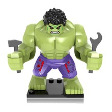 Compatible Sermoido Marvel Hulk Figures 2019 New Big Super Heroes Figuras Avengers Figurines Toys For Boys