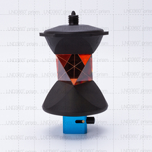NEW  360 Degree Reflective Prism for Total Station + 5/8×11 thread on top