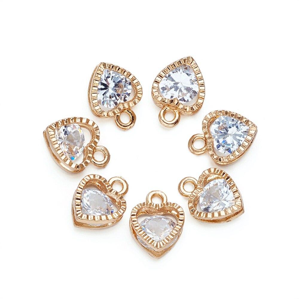 LOT de 50 PERLES acryliques COEURS HEART 11 x 10 mm ROSE dia trou 1,5mm bijoux