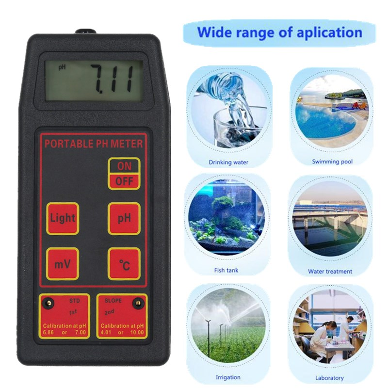 Digital Multi-function 3 in 1 PH ORP Temp Meter Water Quality Monitor Multiparameter tester for Pools, Aquariums 40% offDigital Multi-function 3 in 1 PH ORP Temp Meter Water Quality Monitor Multiparameter tester for Pools, Aquariums 40% off