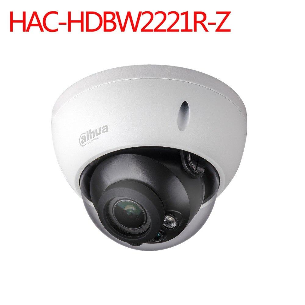 Dahua HDCVI 1WDR HDCVI IR Dome Camera 2.7-12mm motorized lens  Weatherproof IP67 CCTV video surveillance Security Camera