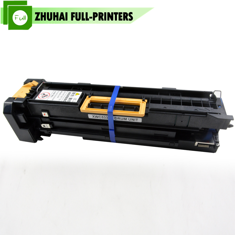 Black Drum Unit Drum Cartridge 101R00435 for Xerox WorkCentre 5222 5225 5230 Rebuilted PLS TELL DRUM CARTRIDGE NUMBER WHEN BUY фотобарабан xerox 101r00434 для workcentre 5222 5225 5230 чёрный 50000стр