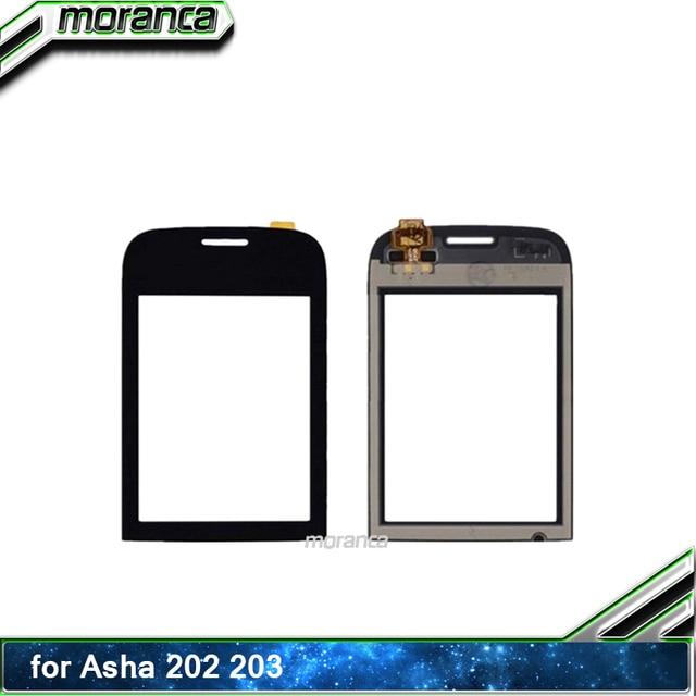 New Nokia 2020 NEW Touchscreen Touch Panel for Nokia 2020 Asha 202 203 Touch