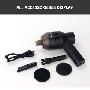Image 5 - USB Keyboard Vacuum Cleaner Cordless Computer Cleaners Rechargeable with Cleaning Gel Auto For Car Laptop PC Piano Pet Dust