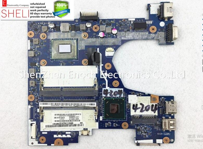 C710 материнская плата для Acer Q1VZC LA-8943P только для Google Chromebook, SR08N Процессор шели магазине.