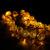 3.3 m Árbol de Jardín de Energía Solar 20 LED Luz de la Secuencia Bola Decoración de La Boda de Hadas de la Secuencia de Bola Del Partido de Luz