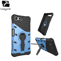 TAOYUNXI Armor Case With Support Functions Cases For Sony Xperia X Compact X Mini F5321 PS30 XC 4.6 Inch Cases Covers Bags