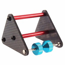 Carbon Fiber Propeller Balancer Magnetic Suspension Prop For Quadcopter FPV / 450 RC Tail Blade
