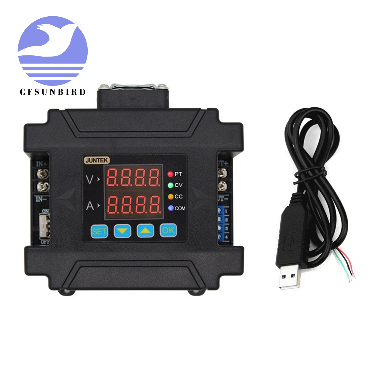 Programmable digital controlled DC regulated power supply DC constant voltage constant current maintenance power charger DC