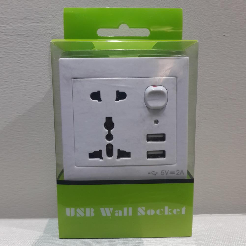 High Quality Electrical Plug Socket International Universal Double ...