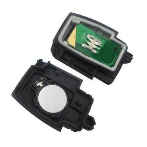 Image 5 - OkeyTech 433MHz 4D63 80BITS Chip Keyless Entry Fob Auto Remote Key 3 Tasten für Ford Mondeo Fokus Fiesta C Max S Max Galaxy