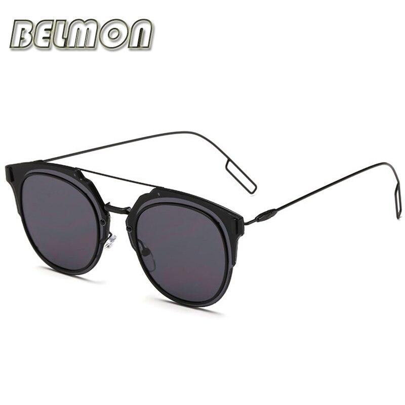 Fashion Sunglasses Women Or Men 2016 Luxury Brand Designer Sun Glasses For Ladies Female Oculos So Real UV400 Vintage RS199