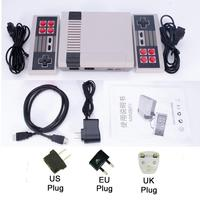LeadingStar Classic Family Game Consoles Professional System For Game Player Built In 600 TV Video Game