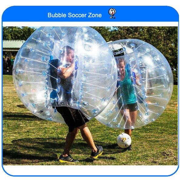 Livraison gratuite, gonflable boule de hamster humain, dérangé fou balle pour plaisir en plein air et les sports, boule de butoir bulle football, balle loufoque