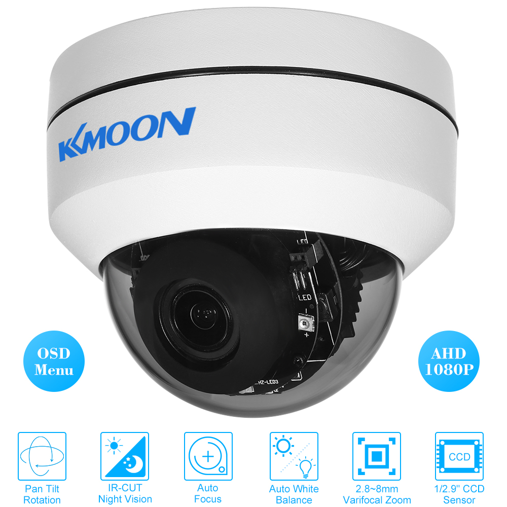 1500TVL 720P AHD Outdoor Waterproof CCTV Surveillance Camera 36IR Night Vision