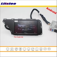7 Inch Digital Screen Android 4 4 Multimedia For Audi A5 2003 2008 Stereo Radio CD