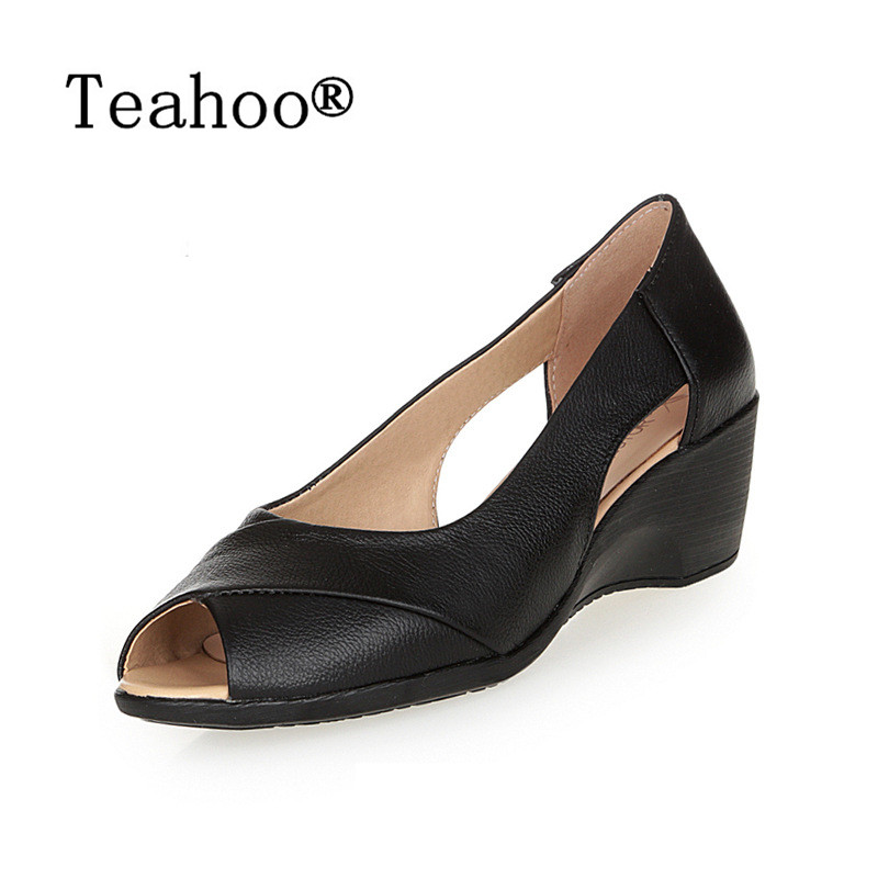 Womens Flats Shoes 2017 Genuine Leather Mother Shoes Moccasins Women's Soft Leisure Flats Female Driving Shoes Flat Black Plus akexiya fashion women genuine leather mother shoes moccasins women s soft leisure flats female driving shoe flat 7 colors